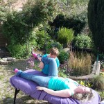 Dorn method in PlumEssence garden